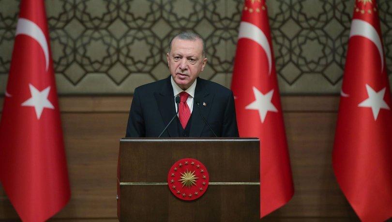 Cumhurbaşkanı Erdoğan: Türkiye, OECD'nin kurucu üyelerindendir