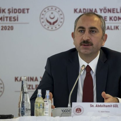 Adalet Bakanı'ndan Bakan Soylu ve Berberoğlu mesajı