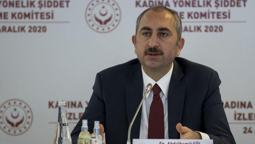 Son dakika haberi Adalet Bakanı'ndan Bakan Soylu ve Berberoğlu açıklaması