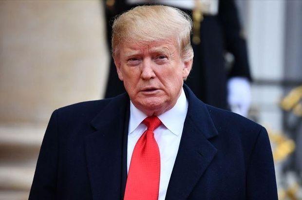 Trump'ın azil maddesi pazartesi Senato'da!