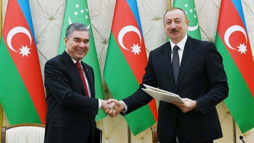 SON DAKİKA: Azerbaycan ve Türkmenistan anlaştı!