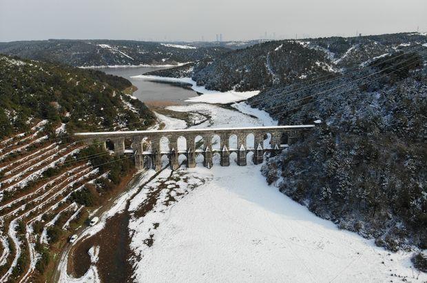 İşte barajlarda kar yağışının etkisi
