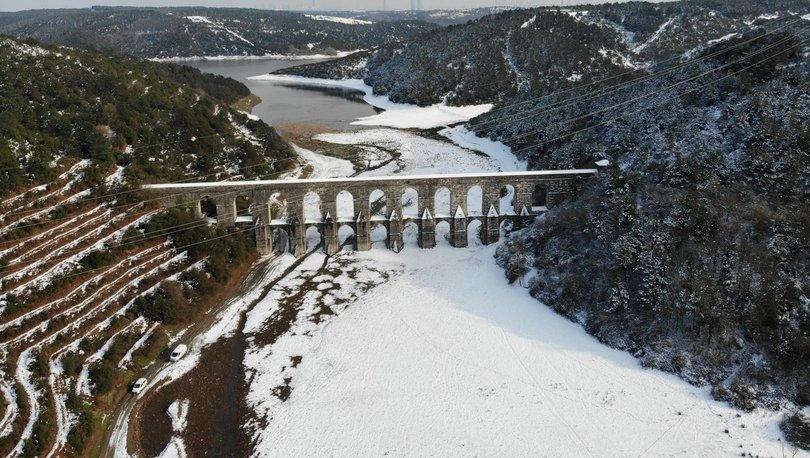 SON DAKİKA: Kar yağışı barajları doldurdu! Baraj doluluk seviyeleri ne kadar oldu?