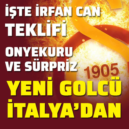 Galatasaray'da son dakika!