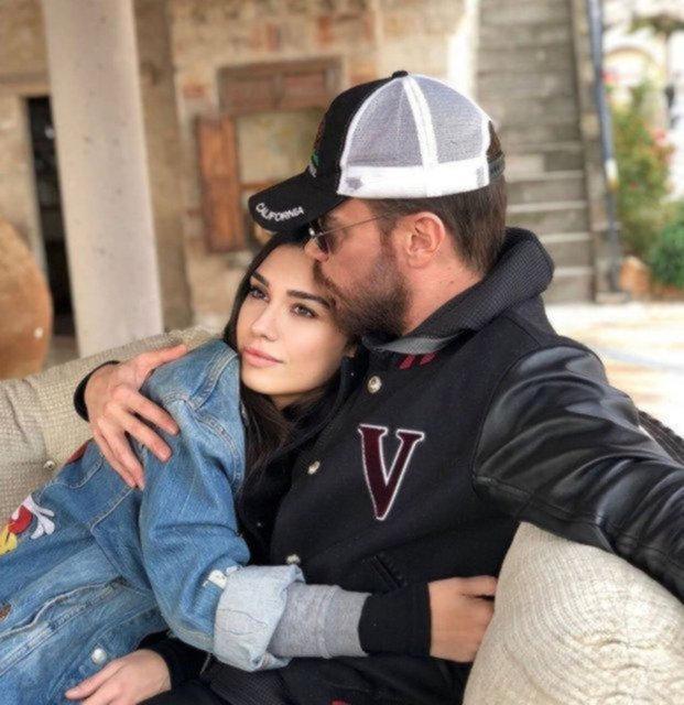 Sinan Akçıl'dan Burcu Kıratlı'ya: Aşk ateşinden yanıyorum - Magazin haberleri