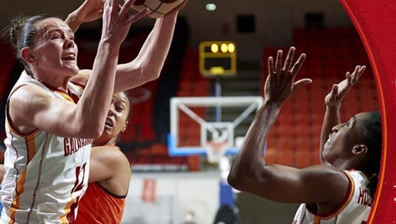 Galatasaray: 75 - Bourges Basket: 65   MAÇ SONUCU