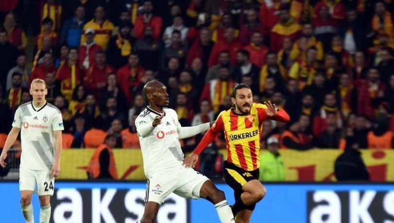 Beşiktaş ile Göztepe 53. randevuda
