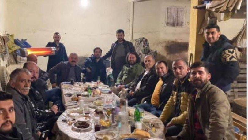 İYİ Partili Kaya'nın maskesiz ve sosyal mesafesiz doğum günü kutlamasına tepki