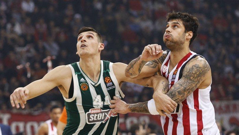 THY Avrupa Ligi'nde haftanın MVP'si Konstantinos Mitoglou