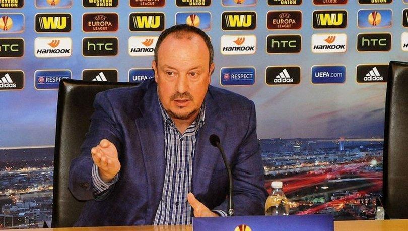 Teknik direktör Benitez, Çin kulübü Dalian'dan ayrıldı