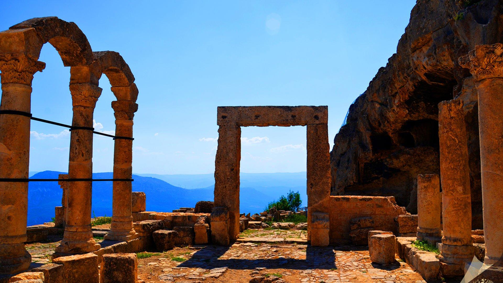 Kültürel ve doğal miraslarımız V (Alahan Manastırı)