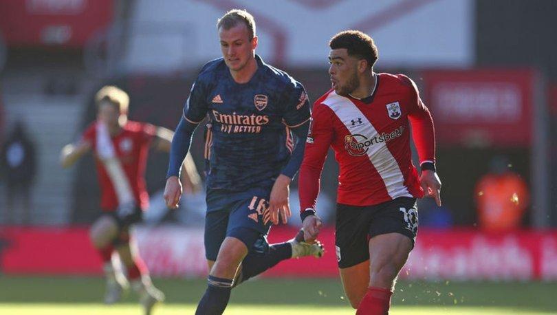 Southampton: 1 - Arsenal: 0 MAÇ SONUCU