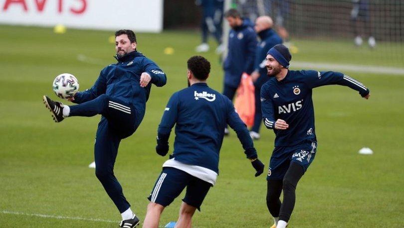 Fenerbahçe'de Kayserispor hazırlıkları sürdü