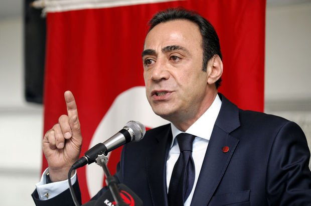 CHP'li Berhan Şimşek'e suç duyurusu