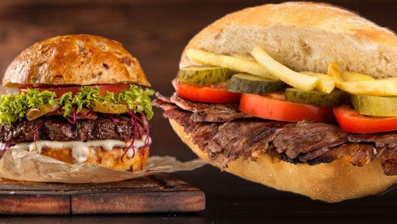 anket| Son dakika: Vedat Milor'dan yeni anket: Burger mı döner mi? - Haberler