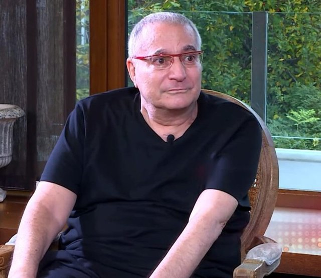 Mehmet Ali Erbil İbo Show'a katıldı! İki eski dost gözyaşlarını tutamadı - Magazin haberleri