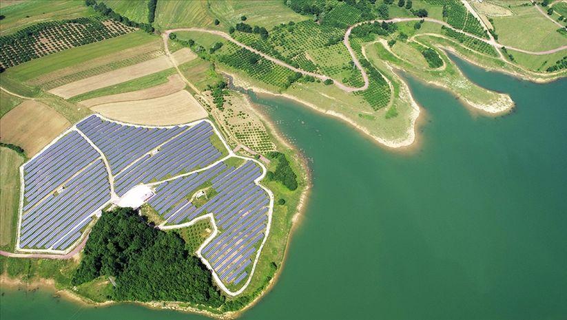 Elektrikte kurulu güç 96 bin megavata ulaştı