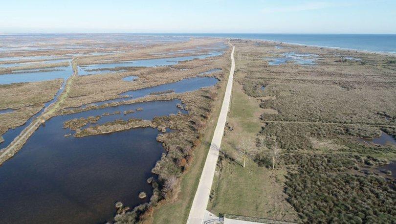 SON DAKİKA! Kızılırmak Deltası tuzlu su tehdidi altında