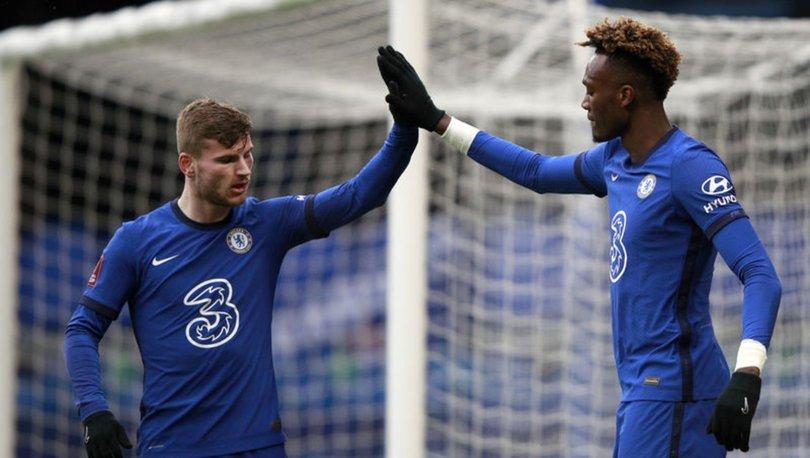 Chelsea, Abraham'ın golleriyle Federasyon Kupası'nda 5. tura çıktı
