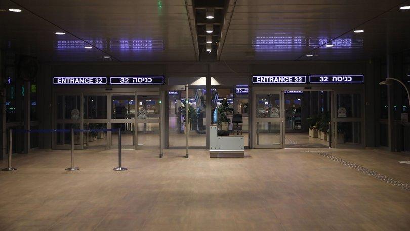 Son dakika haberi: İsrail'de yurt dışından gelen uçuşlar durduruldu - Haberler