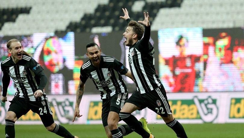 Beşiktaş Göztepe MAÇ SONUCU ve ÖZETİ - Son dakika: BJK Gözatepe maçı