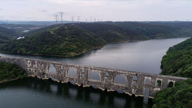 İstanbul baraj doluluk oranları 24 Ocak 2021! Baraj doluluk oranı son durum nedir?