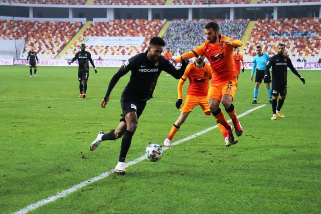 Yeni Malatyaspor - Galatasaray maçı yazar yorumları