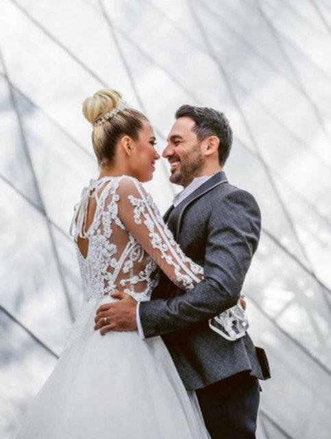 Asena Dursun'dan eşi Ahmet Dursun'a: İyi ki doğdun aşkımız - Magazin haberleri