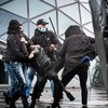 Hollanda'da tansiyon yükseldi: 30 gözaltı