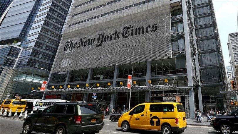 ABD'de New York Times yazarı, İran ajanı olmakla suçlandı