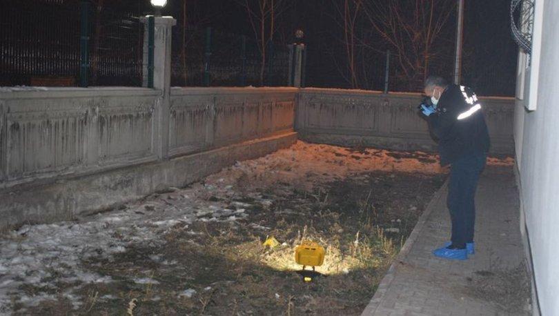 Malatya'da 3. kattan atlayan genç kız ağır yaralandı