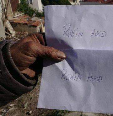 Robin Hood Çanakkale'de ortaya çıktı
