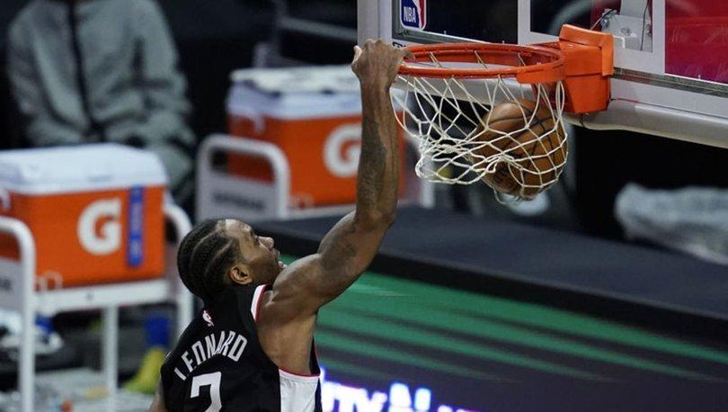 NBA'de Los Angeles Clippers, üst üste 7. kez kazandı