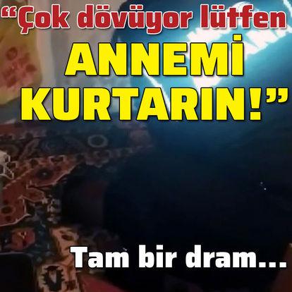 """Torbacı takibinden dram çıktı! """"Annemi kurtarın!"""""""