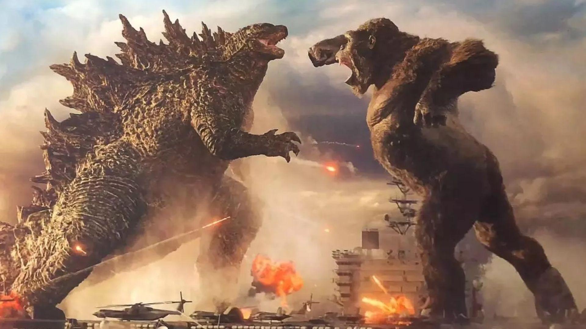 Godzilla ile Kong ölçü olacak