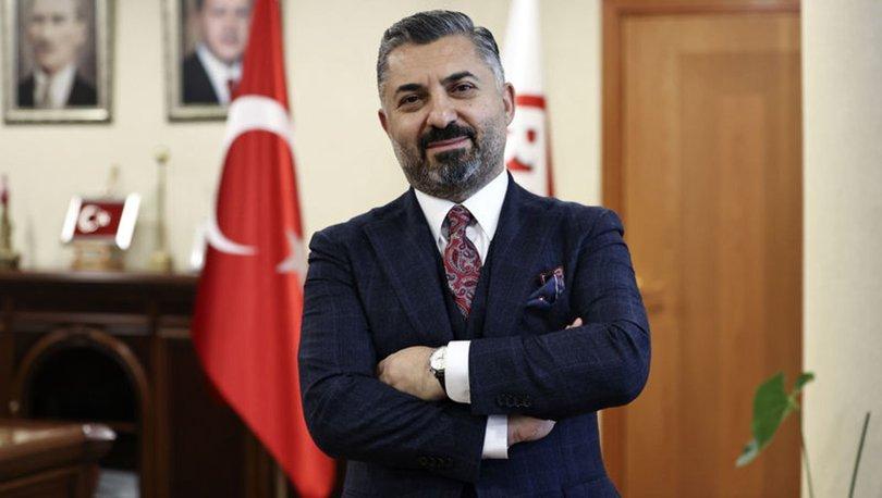 RTÜK Başkanlığına Ebubekir Şahin yeniden seçildi