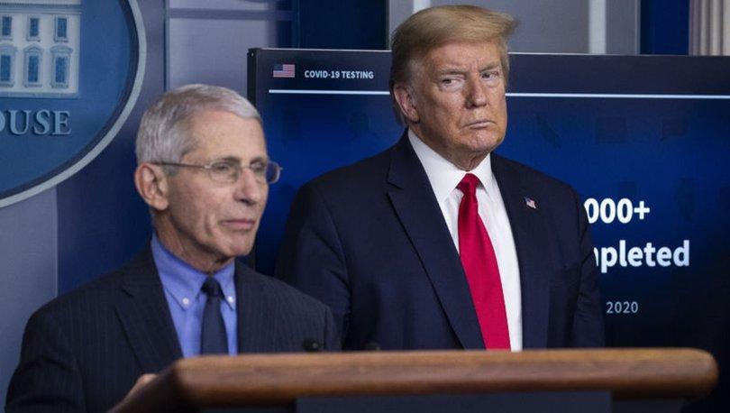 İTİRAF! Son dakika: Dr. Fauci Donald Trump ile çalışırken yaşadıklarını anlattı: Başım belaya girdi!