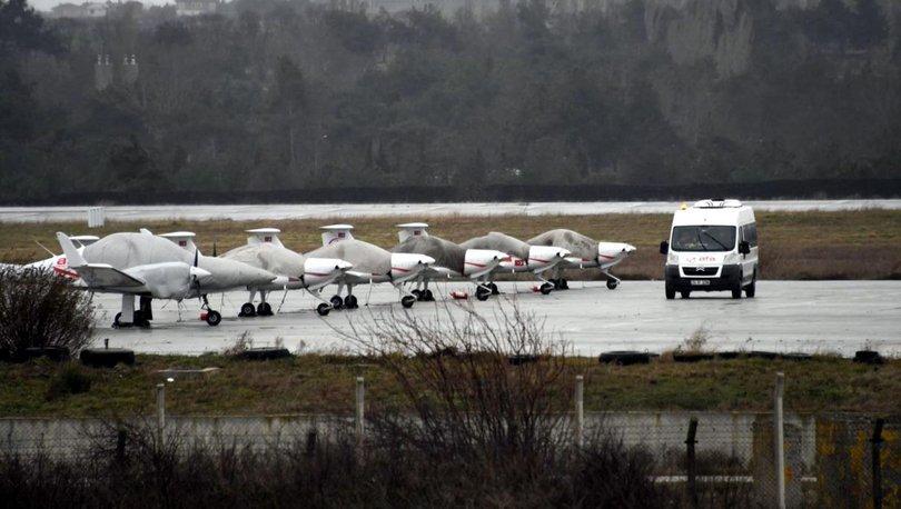 Son dakika: Tekirdağ'ı fırtına vurdu! Eğitim uçuşları iptal edildi - Haberler