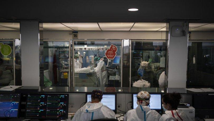KORONA ALARM! İspanya'daki hastanelerde doluluk oranı en üst seviyeye ulaştı!