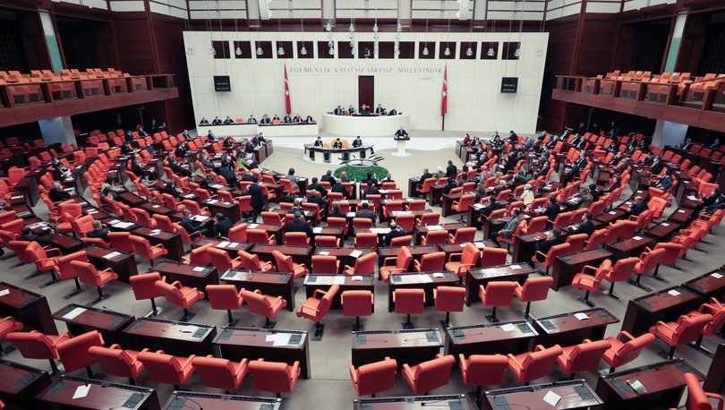 Son dakika haberi Aden Körfezi tezkeresi Meclis'te