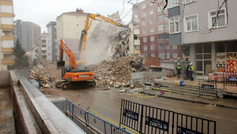Son dakika: Kartal'da çöken bina davasında birleştirme kararı - Haberler