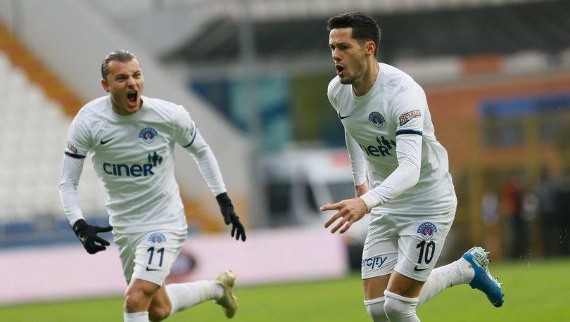 Kasımpaşa: 2 - Sivasspor: 0 | MAÇ SONUCU