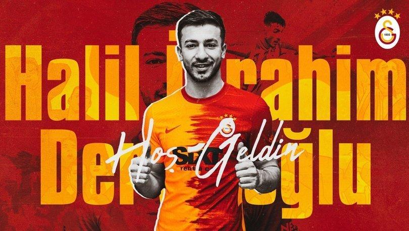 Halil Dervişoğlu Galatasaray'da! Son dakika transfer haberleri