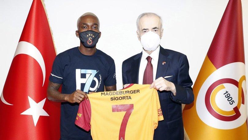 Son dakika haberi Galatasaray transferi duyurdu!