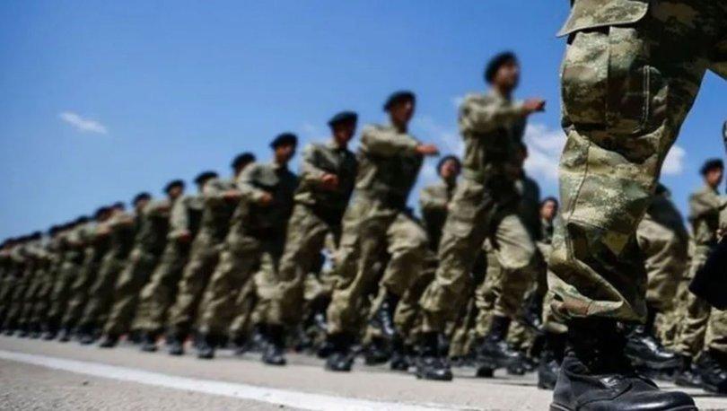 ZAMLANDI  Son dakika: 2021 bedelli askerlik ücreti belirlendi!