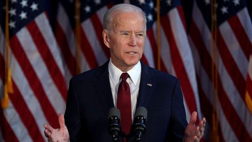 ABD Başkanı Biden: Rusyanın eylemlerinden çok endişeliyiz