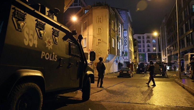 Son dakika: HDP Esenyurt ilçe başkanı ve 1 kişi yeniden gözaltına alındı - Haber