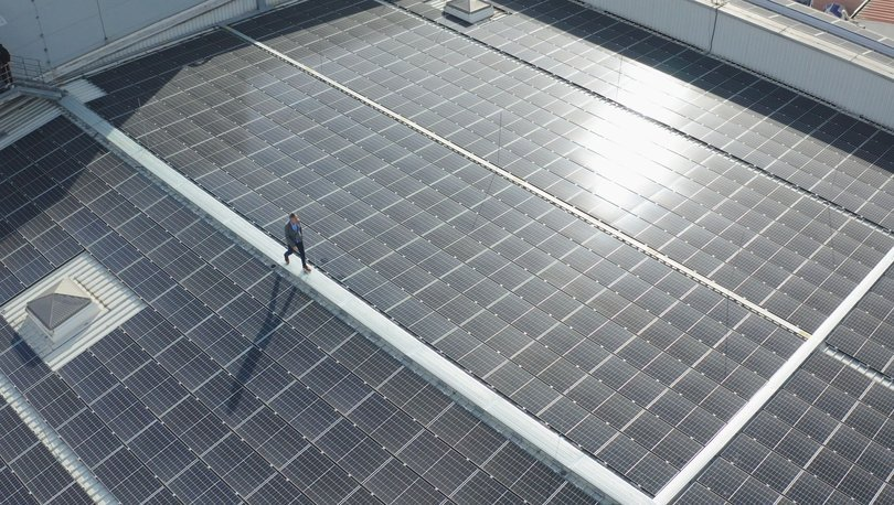 Vodafone İstanbul'da enerjisini güneşten alıyor