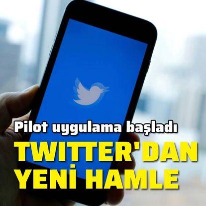 Twitter'dan yeni hamle: Birdwatch