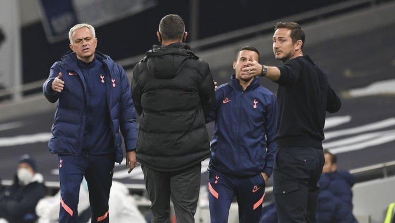 Mourinho, Lampard görevden alındığı için üzgün